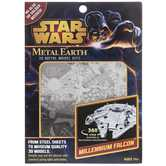 Millennium Falcon Star Wars Metal Earth Model Kit